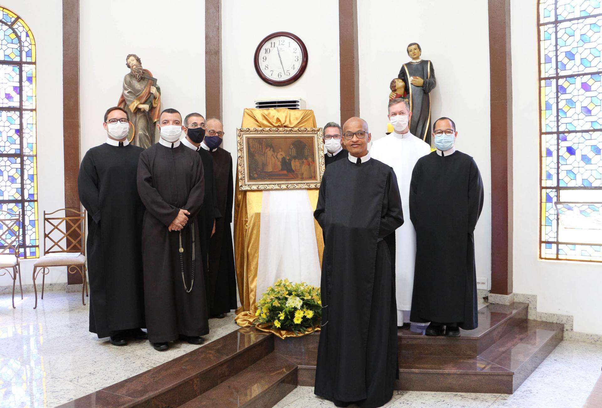 Profissão Religiosa do Irmão Edgar Vicente