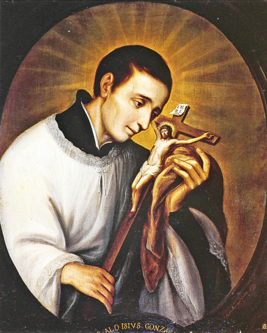 São Luis Gonzaga: Festa celebrada em 21 de junho